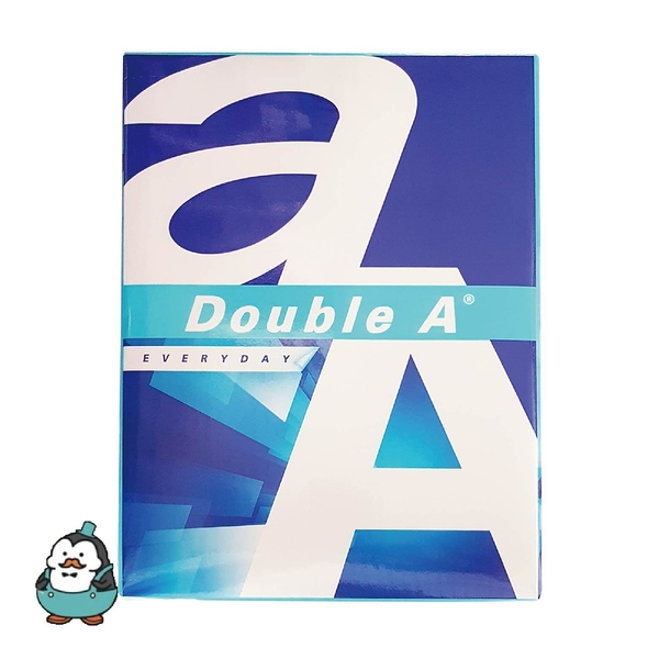 Double A 70磅 A4 影印紙 500張/5包 ,宅配最多一箱
