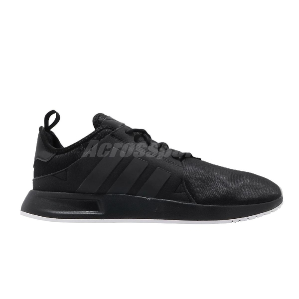 adidas 休閒鞋 X_PLR 黑 橘 男鞋 輕量透氣 運動鞋【ACS】 FW0193