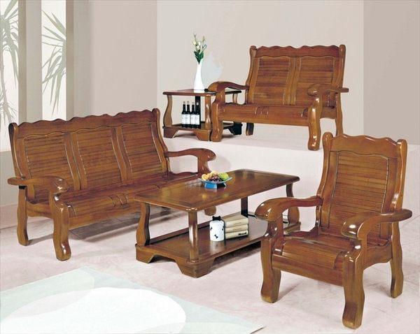 【石川家居】AF-681-1 502型柚木色組椅(整組) (不含其他商品) 台北至高雄滿三千搭配車趟免運