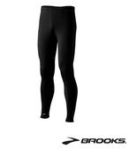 [陽光樂活] BROOKS 男款 美國專業慢跑褲 緊身長褲 緊身褲-Vapor Dry 2 Tight BK210045001