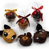 幸福婚禮小物❤可愛動物環保袋(杯裝)---1組10入❤迎賓禮/二次進場/活動小禮物/送客禮/環保袋