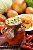 寧記火鍋店-金門老將 麻辣豆腐乳350g