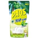 泡舒綠茶洗潔精補充包800g【愛買】