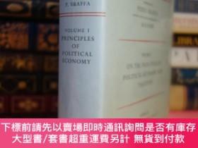 二手書博民逛書店李嘉圖的罕見政治經濟學及賦稅原理 on the Principles of Political Economy a