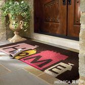 進門地墊入戶門大門口廚房絲圈蹭腳墊子地毯家用門廳入戶入門 莫妮卡小屋 IGO