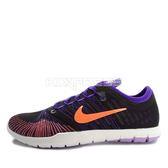 Nike WMNS Flex Adapt TR [831579-005] 女鞋 運動 休閒 多功能 訓練 避震 黑 橘