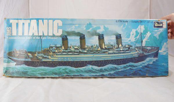 【震撼精品百貨】1/540鐵達尼號TITANIC 船模型【共一款】