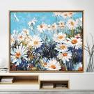 數字油畫diy油彩畫手工填充畫人物花卉減壓畫畫手繪畫客廳裝飾畫 ATF 夏季狂歡