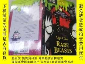 二手書博民逛書店rare罕見beasts珍稀野獸Y200392