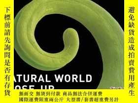 二手書博民逛書店The罕見Natural World Close-Up 放大的微觀世界Y247232 Giles Sparro