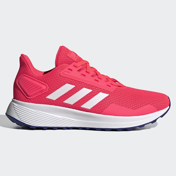 ADIDAS DURAMO 9 女鞋 大童 慢跑 訓練 休閒 透氣 桃紅【運動世界】FV8823