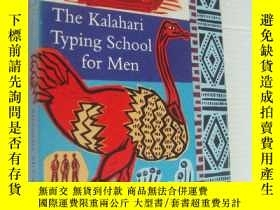 二手書博民逛書店The罕見Kalahari Typing School for