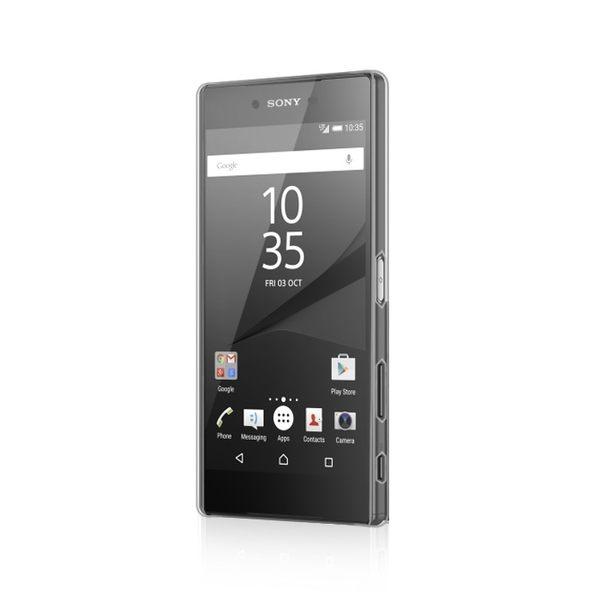 JTL Sony Xperia Z5 Premium 輕量 透明、UV 超抗刮 手機保護殼,高質感設計嚴選