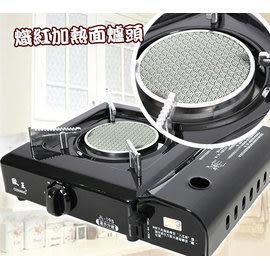 《歐王》台灣製造遠紅外線卡式休閒爐JL-198〈彩盒裝〉