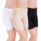 冰絲安全褲女士防走光夏薄款無痕內褲大碼三五分高腰打底保險短褲