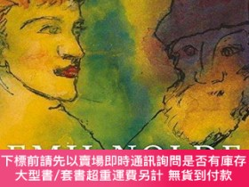 二手書博民逛書店Emil罕見Nolde: Colour is Life 埃米爾·諾爾德 進口藝術畫冊Y363539 Nati