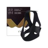 韓國 MURO 無路 臉部睡眠緊緻彈力帶(1入) 【小三美日】小臉神器