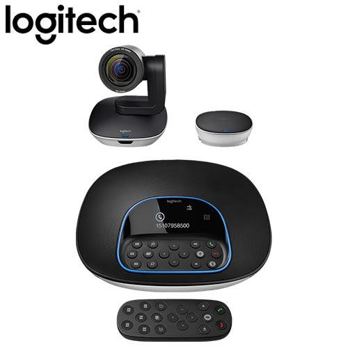 Logitech 羅技 Group 視訊會議系統【視訊會議指定款限時9折】