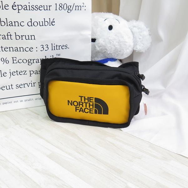 The North Face 北臉 EXPLORE HIP PACK 腰包 A3KZXZU3 黃【iSport愛運動】
