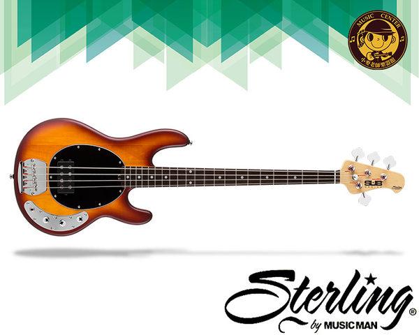 【小麥老師 樂器館】Sterling S.U.B. Ray4 四弦 主動式 電貝斯 BASS Music Man