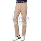 快速出貨春夏季高爾夫长裤男士裤子 休闲棉质舒适宽鬆运动球裤直筒裤