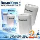 【買BETTER】BumpKing邦晴除氯淨水器濾心BP-F20(沐浴式BP-WF201專用)2入-送6期零利率