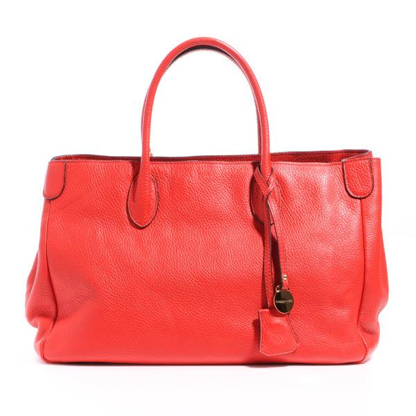 [RABEANCO] 迷時尚系列牛皮兩用手提包(大)