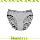 【Mountneer 山林 女 透氣三角內褲《淺灰色》】11K80-08/透氣內褲/排汗內褲/三角褲