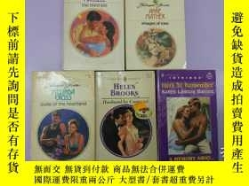 二手書博民逛書店《Hers罕見To Remember》+《Husband by