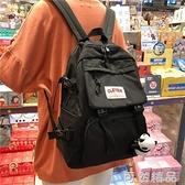 書包女韓版高中原宿ulzzang初中生中學生簡約百搭大容量後背包