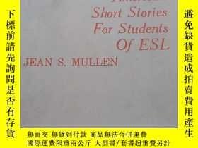 二手書博民逛書店OUTSIDERS罕見American Short Stories For Students Of ESLY1