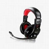 [富廉網] KINYO (EM-3651)  超重低音立體聲耳機麥克風