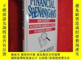二手書博民逛書店Financial罕見Shenanigans:How to Detect Accounting Gimmicks
