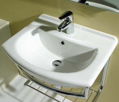 【麗室衛浴】義大利原裝 AXA 面盆 15083 尺寸70x46cm