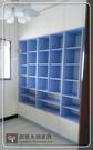 【系統家具】跳色系統收納書櫃
