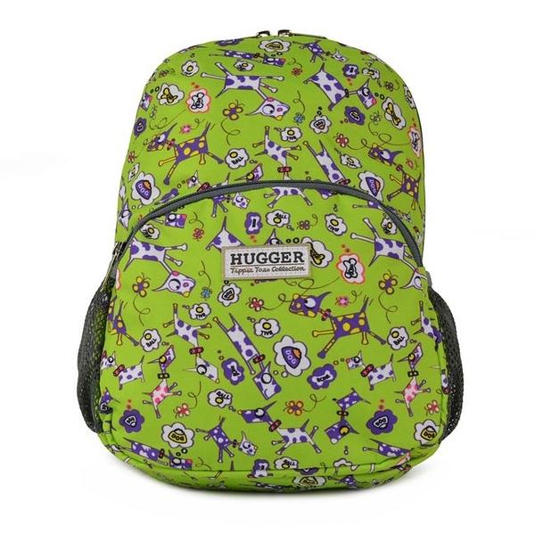 英國 Hugger 時尚孩童背包/兒童背包-小狗狂想曲