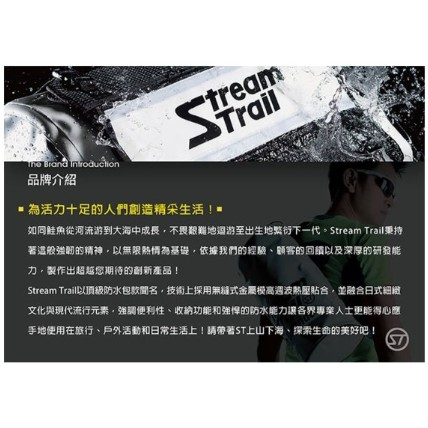 【StreamTrail】周邊配件 Hung Up / 萬用夾 原價NT.400元