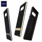 ROCK三星note8手機殼新款薄保護套N9500硅膠軟全包防摔女款 卡布奇诺