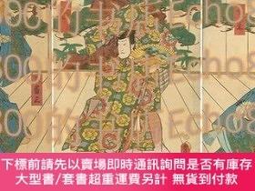 二手書博民逛書店芝居繪Kabuki罕見Actors PrintsY461087 豐國三代Toyokuni III 出版18