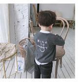 新年大促秋季新款男女童繡花針織開衫中小童寶寶圓領外套針織衫童裝 森活雜貨