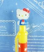 【震撼精品百貨】Hello Kitty 凱蒂貓~KITTY造型原子筆-紅騎腳踏車