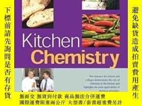 二手書博民逛書店Kitchen罕見Chemistry-廚房化學Y436638 Ted Lister; Hesto... Roy