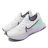 【六折特賣】Nike 慢跑鞋 Wmns React Infinity Run FK 白 紫 女鞋 運動鞋 【ACS】 CD4372-100