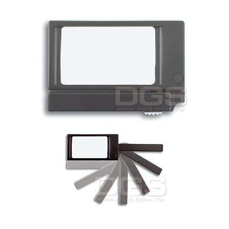 《TFA》放大鏡 摺疊式 附燈 Magnifier, built-in light