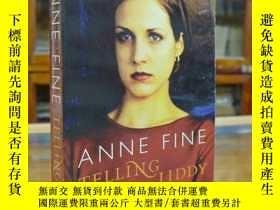 二手書博民逛書店TELLING罕見LIDDY(告訴Liddy)——Anne Fi