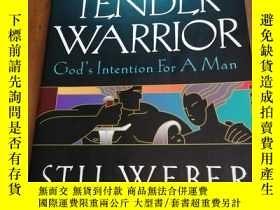 二手書博民逛書店Tender罕見Warrior: God s Intention