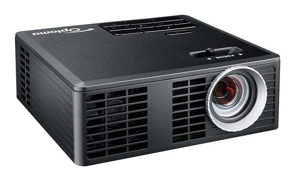 《名展影音》贈誠品禮券 OPTOMA奧圖碼 ML750 微型便攜環保LED微型投影機另售ML750ST