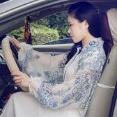 防曬袖套 防曬手套薄女士長款開車騎車防紫外線遮陽袖套手臂套袖子  寶貝計畫
