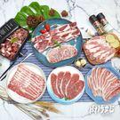 【免運】M號 烤肉/火鍋兩用組【肉搏站】