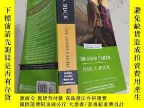 二手書博民逛書店PEARL罕見S.BUCK THE GOOD EARTH(書名以圖片為準)Y282375 Pearl S. B